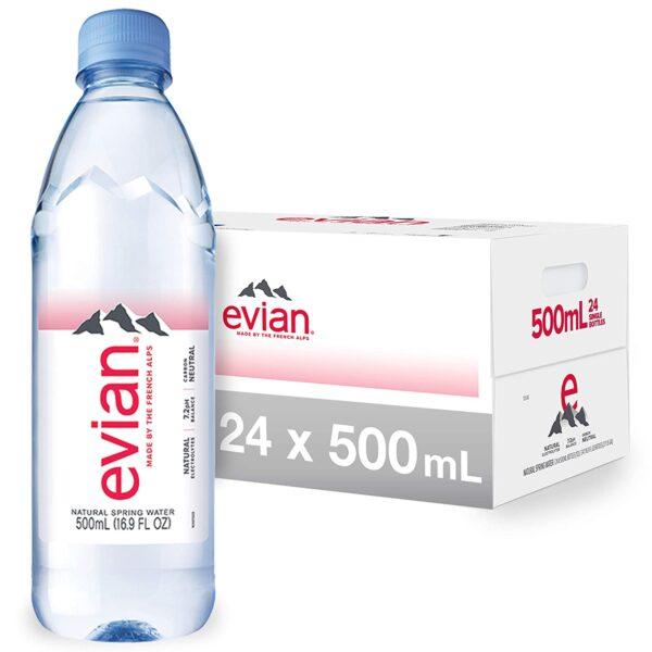 order evian water online