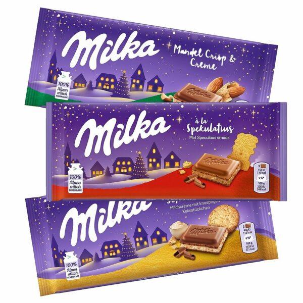 Buy Milka Chocolate Bulk