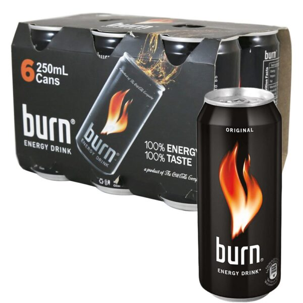 Burn energy Drink for sale
