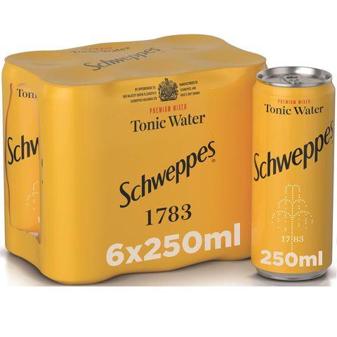 schweppes tonic water bulk buy